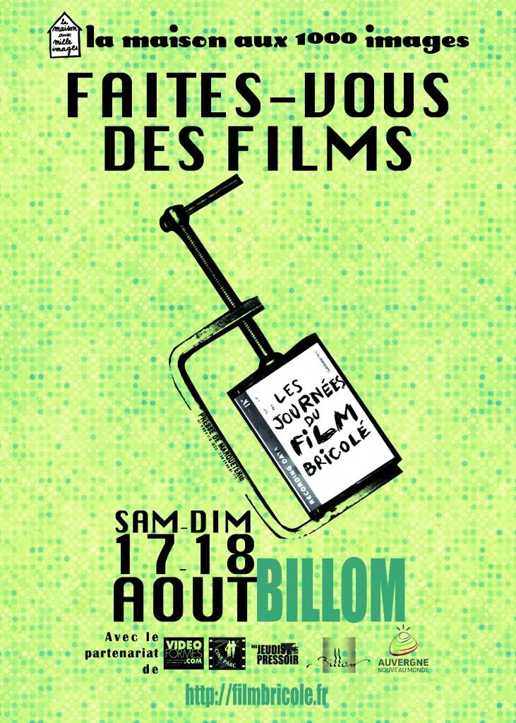 """Festival """"faites vous des films"""""""